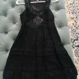 Vera Wang Silk Original Designer Dress